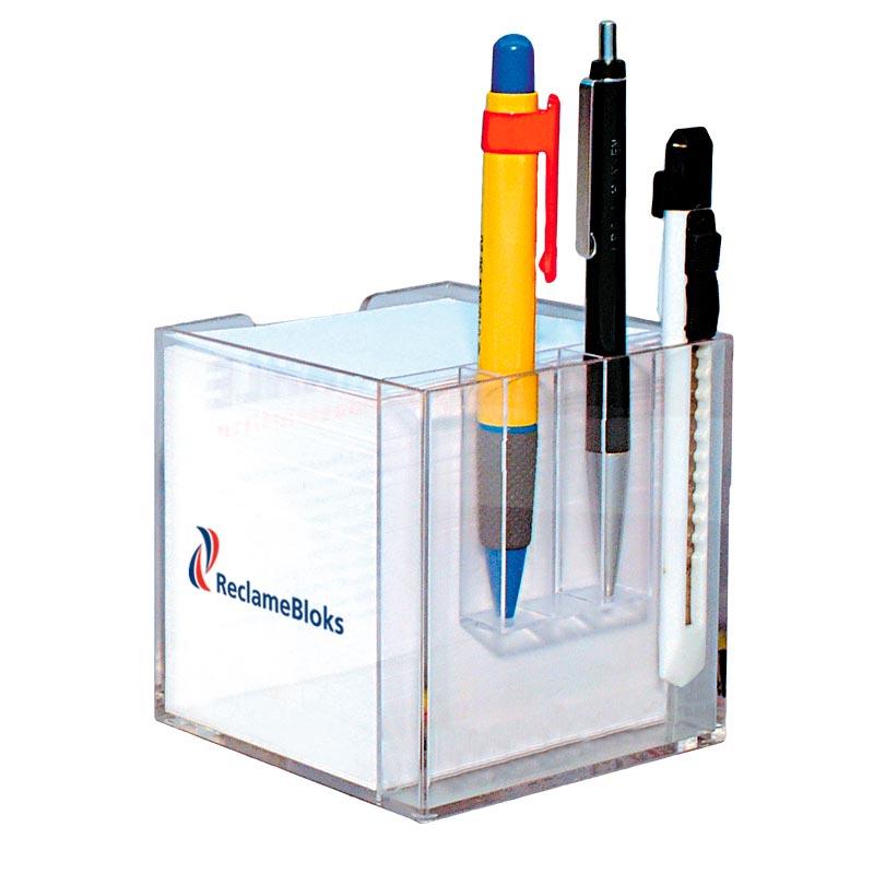 Met pennenvakje